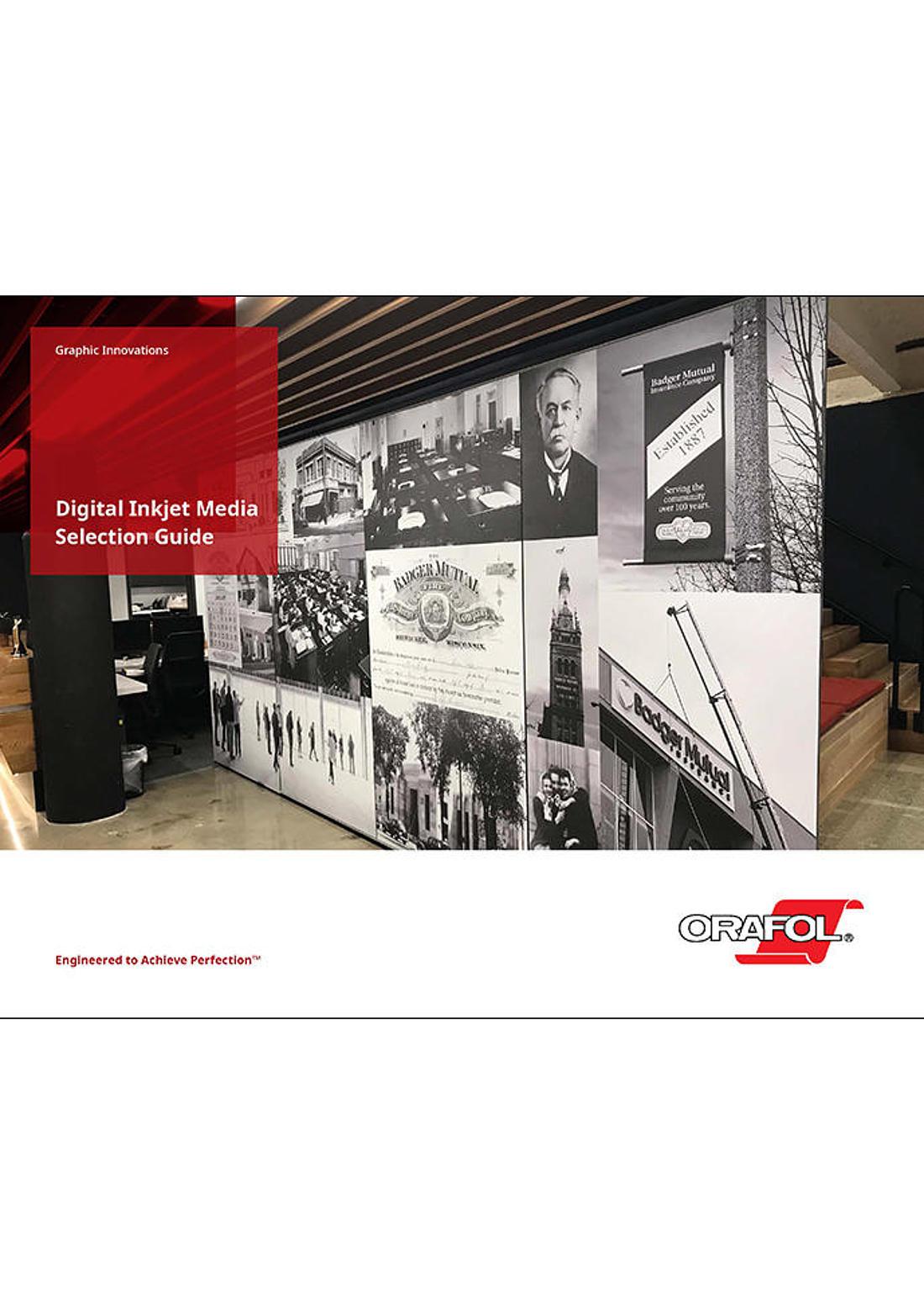 10m x 137cm weiss gloss Orafol Orajet 3551 3,89€//m² polymere Digitaldruckf.